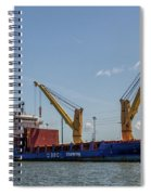 Bbc Chartering Spiral Notebook