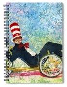Bcs Cool Cat Spiral Notebook