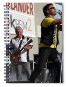 Bcspo2013 #9 Spiral Notebook