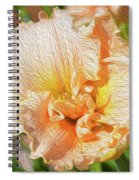 Be At Peace  Spiral Notebook