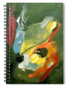 Be Faithful Spiral Notebook