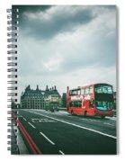 Be Legendary Spiral Notebook