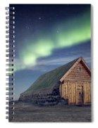 Be My Light Spiral Notebook