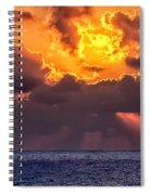 Be Quiet Spiral Notebook