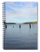 Be Still Spiral Notebook