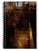 Be There By Sundown Spiral Notebook