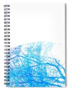 Be There Wherever Spiral Notebook