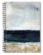 Beach- Abstract Painting Spiral Notebook