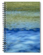 Beach And Sea Spiral Notebook
