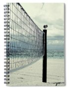 Beach Bird Spiral Notebook