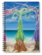 Beach Bliss Buddies Spiral Notebook