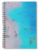 Beach Bliss Spiral Notebook