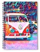 Beach Bound Spiral Notebook