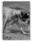 Beach Buddies Spiral Notebook