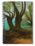 Beach Buddies Spiral Notebook