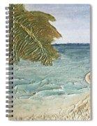 Beach Bug Spiral Notebook