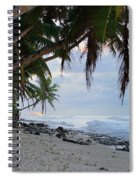 Beach Corner Spiral Notebook