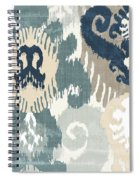 Beach Curry IIi Spiral Notebook