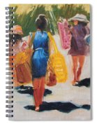 Beach Day Spiral Notebook