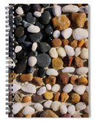Beach Flag Spiral Notebook