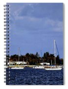 Beach Front Spiral Notebook