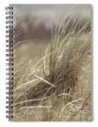 Beach Gras Spiral Notebook
