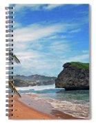 Beach Hideaway Spiral Notebook