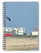 Beach Vacation Spiral Notebook