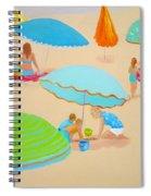 Beach Living Spiral Notebook