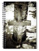 Beach Memorial Extreme Spiral Notebook