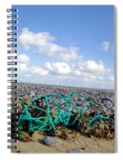Beach Net Spiral Notebook