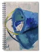 Beach Pail Pal Spiral Notebook
