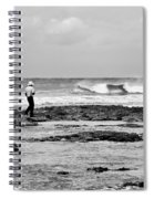 Beach Patrol Spiral Notebook