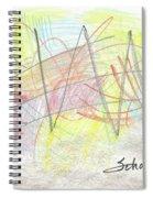Beach Play 2013 Spiral Notebook