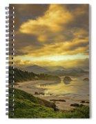 Beach Reflections Spiral Notebook