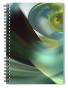 Beach Spiral Spiral Notebook