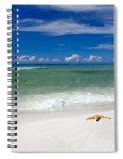 Beach Splendour Spiral Notebook