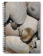 Beach Still Life Spiral Notebook
