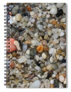 Beach Stones Spiral Notebook