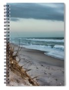 Beach Surrender Spiral Notebook
