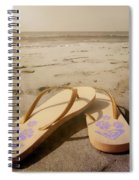 Beach Therapy Spiral Notebook
