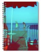 Beach Time Spiral Notebook