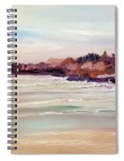 Beach Warmth Spiral Notebook