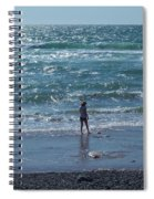 Beachcomber Spiral Notebook
