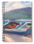 Beached Spiral Notebook