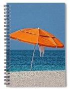 Beachin' 2  Spiral Notebook