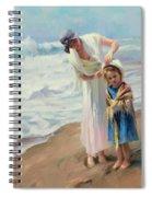 Beachside Diversions Spiral Notebook