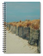 Beachside Spiral Notebook