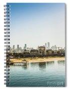 Beacon Cove Spiral Notebook