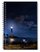 Beacons Of The Night Spiral Notebook